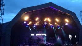 The Libertines at Tramlines 2017