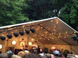 The Magic Gang at Tramlines 2017