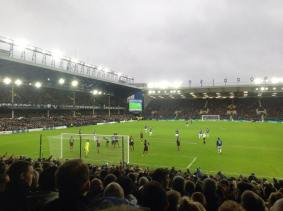 Everton v Bournemouth 2017
